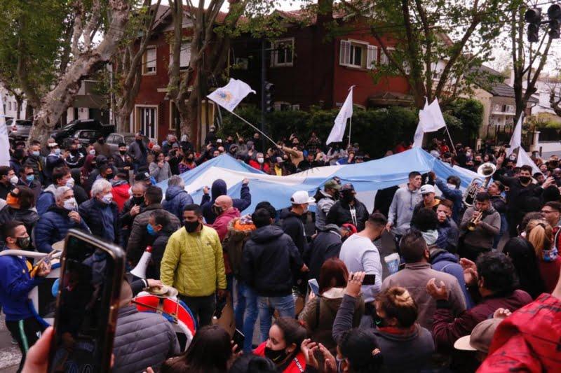Agrupaciones políticas manifestaron su apoyo al Presidente y al gobierno nacional (Video)