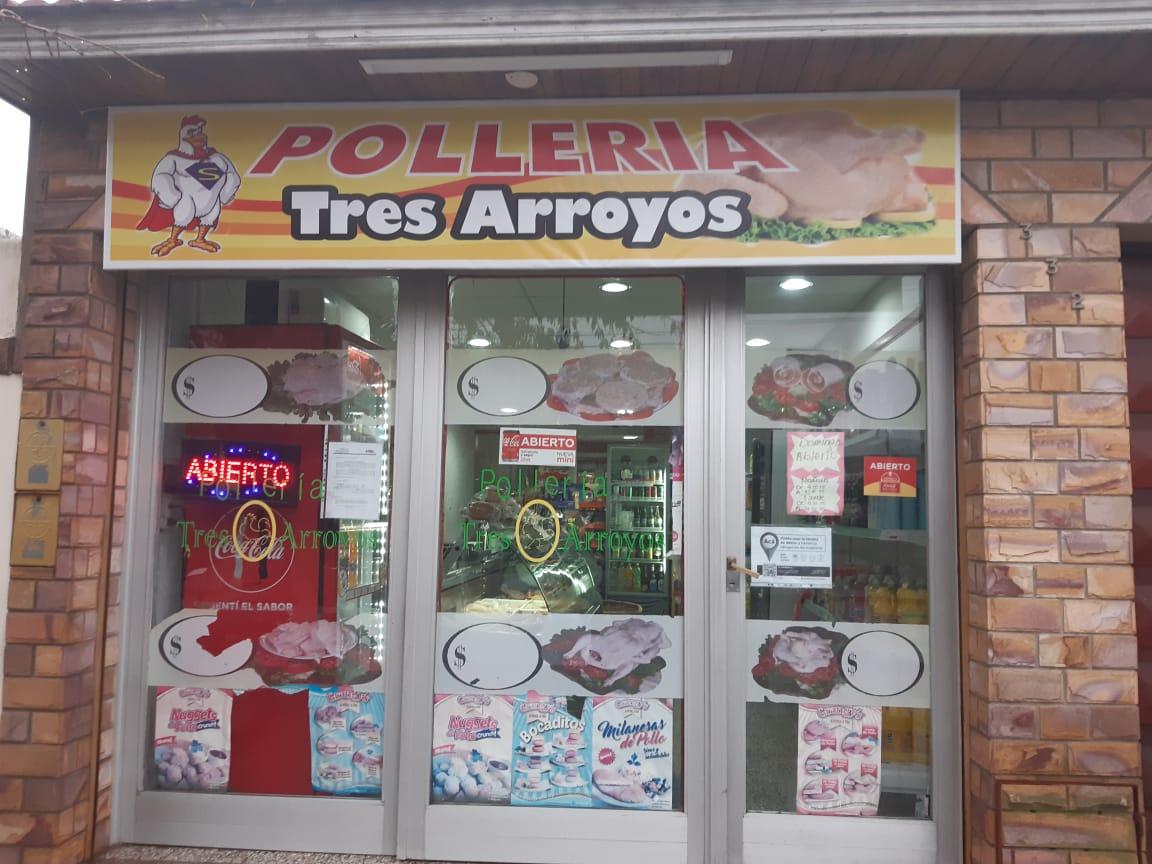 Pollería Tres Arroyos cumple un año de actividad