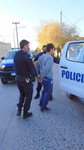 Detienen en Chaves a imputado por tentativa de homicidio