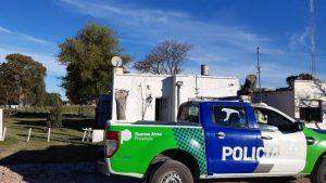 Allanan vivienda en Chaves y recuperan elementos robados