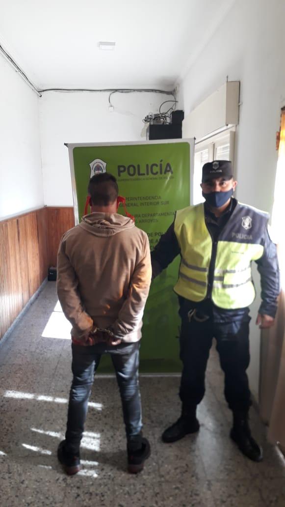 Chaves: aprehendido por el robo de una moto