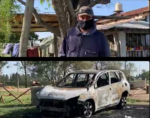 Hay sospechas de intencionalidad en el incendio de la Toyota en el predio de Huracán (video)