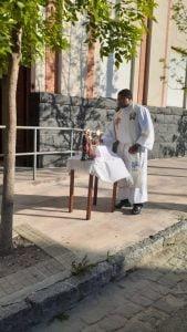 La Fiesta de la Virgen del Pilar concitó interés en la comunidad (Video)