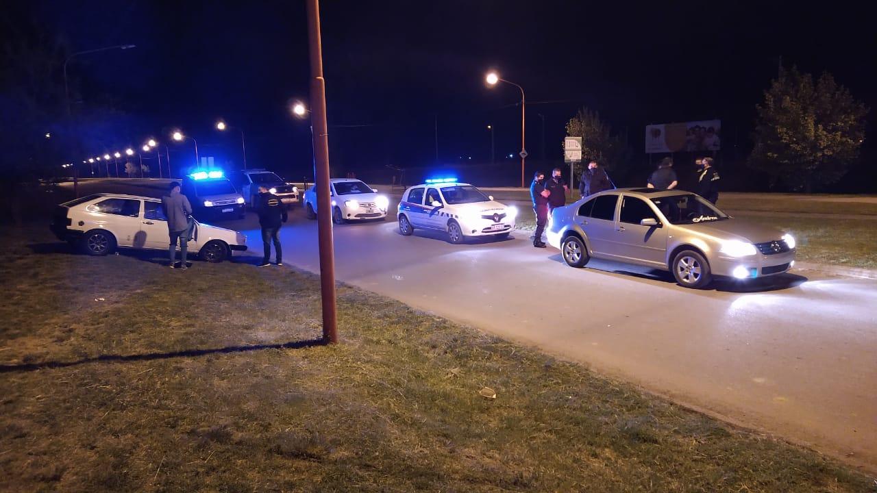 Secuestran vehículos en operativos de control
