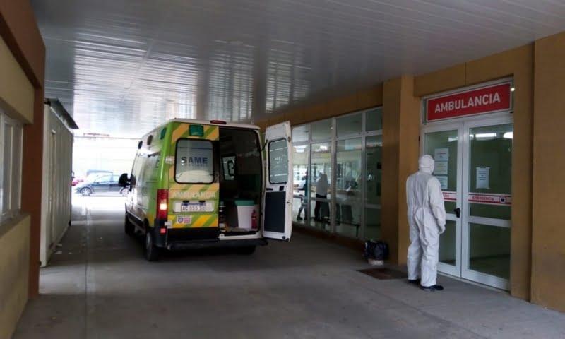 Confirman que ya se derivaron pacientes de Bahía a otras ciudades