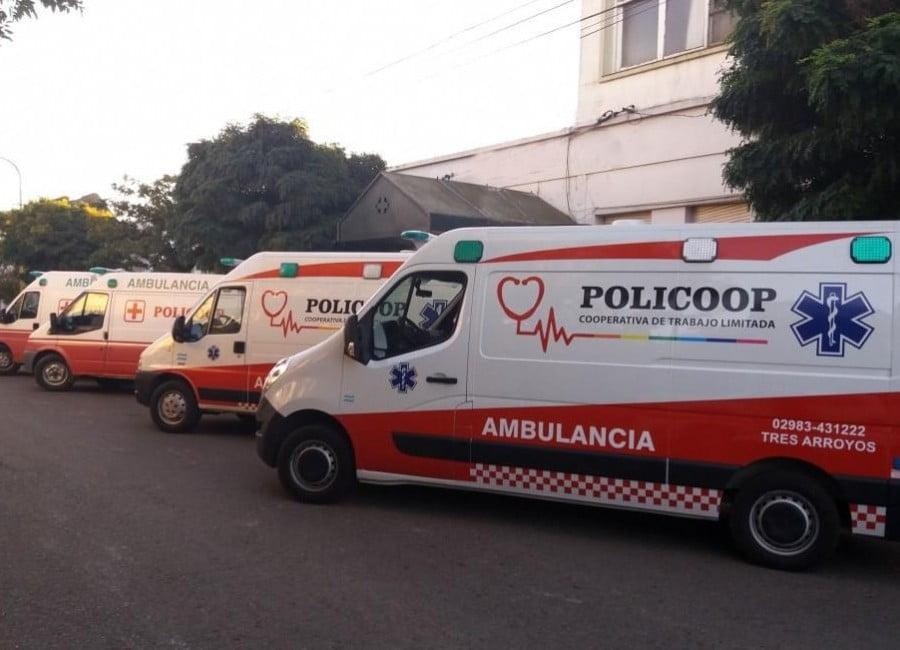 Un ambicioso proyecto de Policoop se hará realidad: servicio de emergencias médicas privado