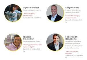 La Perseverancia Seguros realiza este mes un ciclo de charlas virtuales por su 115° aniversario