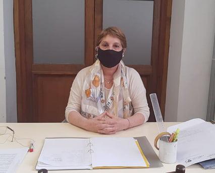 La concejal Claudia Cittadino dio positivo a Covid-19
