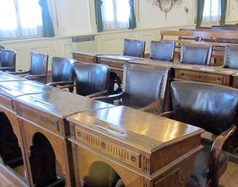 Finalmente serán 14 días de suspensión de actividades en el Concejo Deliberante