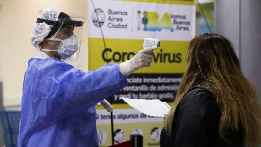 Covid-19 en Argentina: confirmaron 350 muertes y 14.932 contagios en las últimas 24 horas