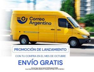 """El Gobierno nacional presentó """"Correo Compras"""", la nueva tienda virtual del correo oficial"""