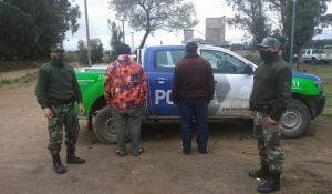 CPR San Cayetano aprehende a dos hombres por robar ocho novillos