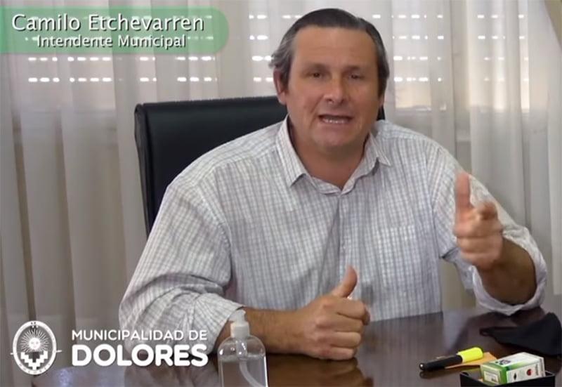 COVID-19: preocupación por la saturación del sistema sanitario en Dolores (Video)