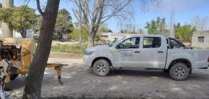 Hubo corte de agua en Claromecó por rotura en caño madre