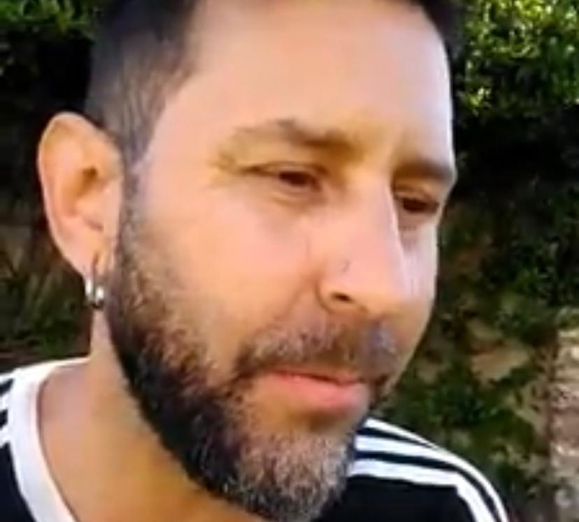 """Grave denuncia de """"Pasty"""" Christensen. Robo de marihuana, amenaza con armas, posible coima y lentitud en la Justicia (video)"""
