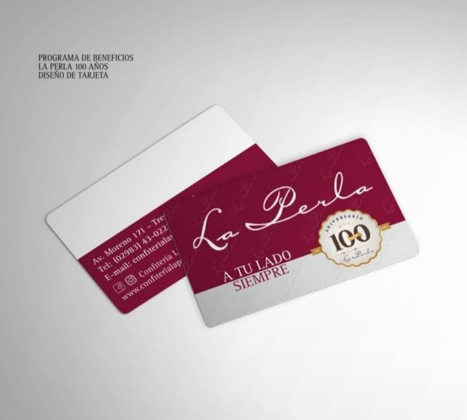 """""""La Perla 100 años"""": la tarjeta con beneficios para celebrar el Centenario"""