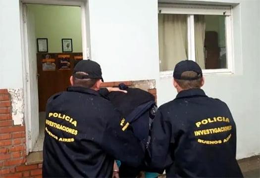 Detuvieron al acusado del incendio que provocó la muerte de Vicente Ferreyra