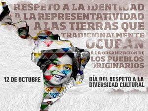12 de octubre, Día del Respeto a la Diversidad Cultural