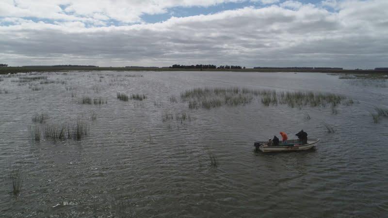San Cayetano: la pesca está habilitada solo para residentes
