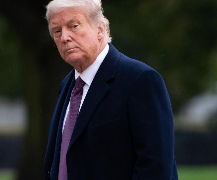 """El Presidente le envió una carta a Trump para desearle una """"pronta y feliz recuperación"""""""