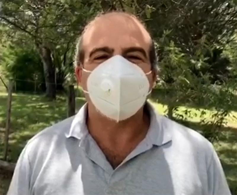 El MV saluda por el Día de la Enfermería (Video)