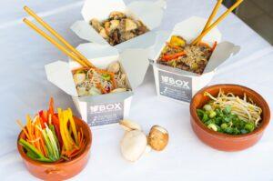 Gastronomía en pandemia: Box apuesta a una nueva y segura manera de comer