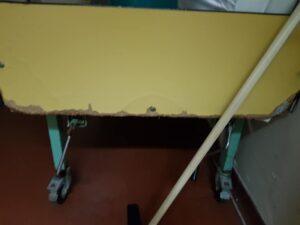 Denuncian presuntas malas condiciones laborales en el Hospital