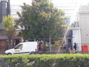 Correo Argentino: Cerrado al público. Entregan encomiendas