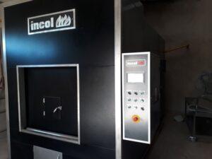 Crematorio de CELTA: Estiman ponerlo en funcionamiento en marzo
