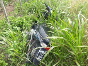 Tenía prohibición de circular la moto del accidente que convocó a las fuerzas de seguridad