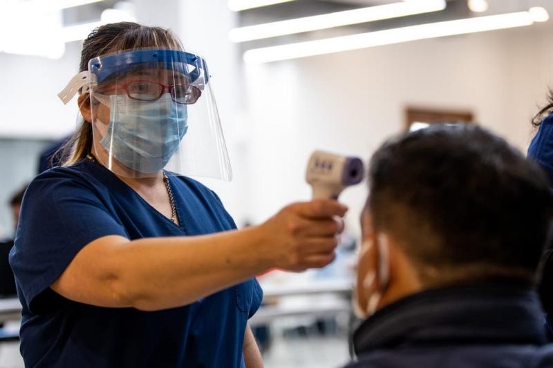 Coronavirus en Argentina: hoy confirmaron 103 muertes y 12.332 nuevos contagios