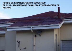 El Movimiento Vecinal informó sobre las obras en instituciones educativas