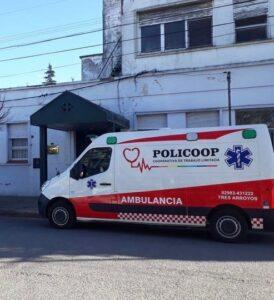 Policoop pone en marcha su servicio de emergencias