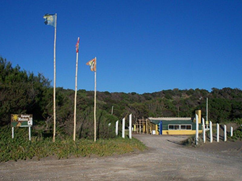 El Camping Médano 40 y una temporada atípica en Balneario Orense