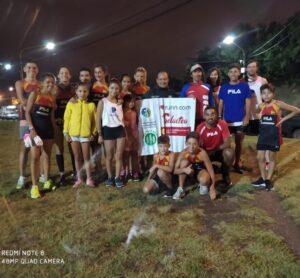 Sanguinetti y los Correcaminos se destacaron en el Circuito de Reyes Bahía Blanca Virtual