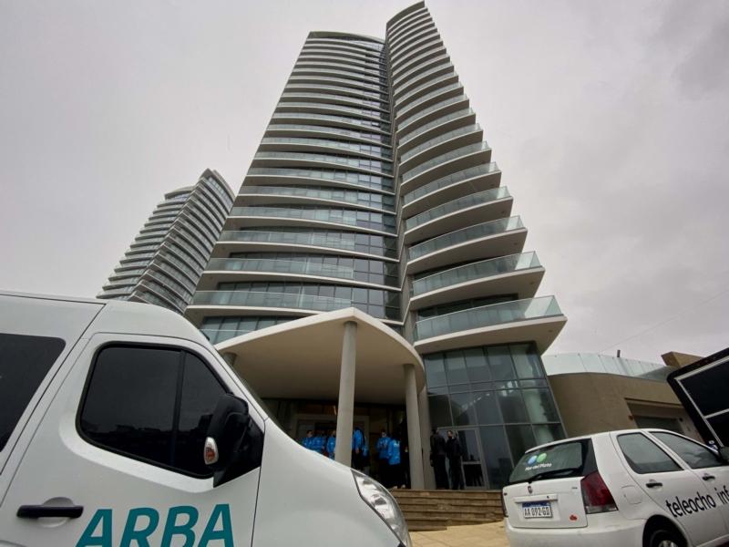 ARBA detectó en Mar del Plata una torre residencial de lujo sin declarar