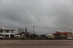 El mal tiempo no impidió el movimiento turístico en Claromecó