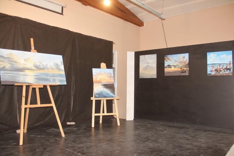 Nuevas exposiciones en el Espacio de Arte Quelaromecó