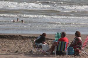 Claromecó: Lunes con clima cambiante