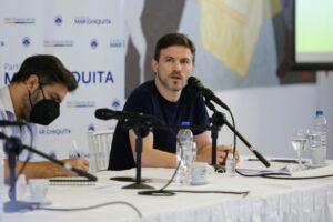 """Costa: """"Estar disfrutando la temporada es una conquista de toda la sociedad"""""""