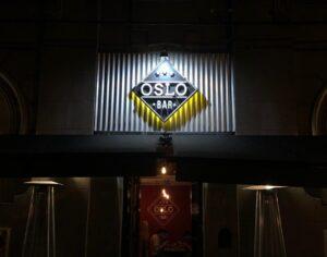 Reabrió sus puertas al público Oslo Bar