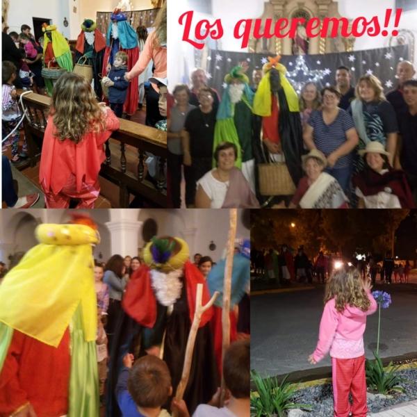 Los Reyes Magos este año no harán su tradicional recorrido por Orense
