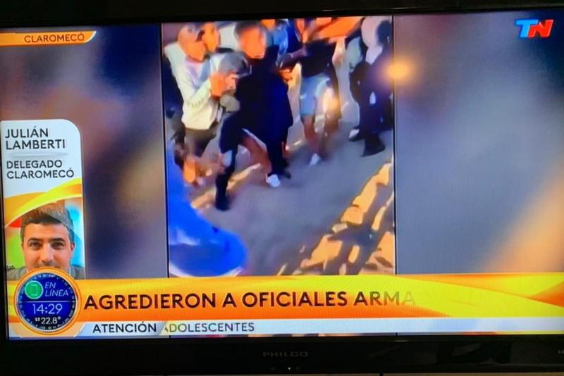 Otra vez Tres Arroyos en las noticias nacionales