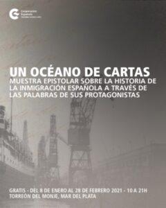"""Tres Arroyos participa de la exposición """"Un océano de cartas"""" en Mar del Plata"""