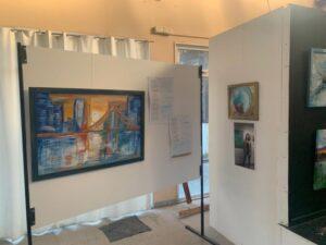 Gabriela García expone en el Espacio de Arte Quelaromecó