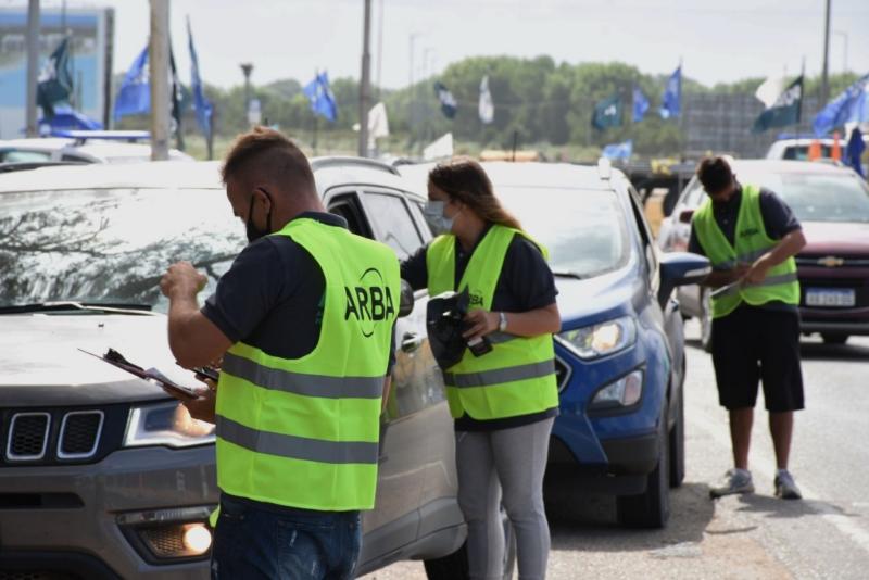 ARBA: iniciaron las acciones de fiscalización de verano en la Costa Atlántica y AMBA