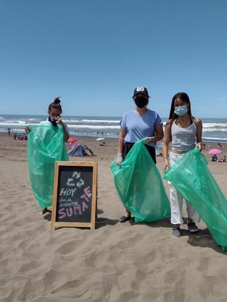 """""""Costa rural limpia"""" concientizó sobre el tratamiento de los residuos y superó las expectativas en Reta"""