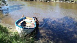 Continúa la búsqueda de Luis Barreto: Se suman buzos tácticos de Bahia Blanca (Video)