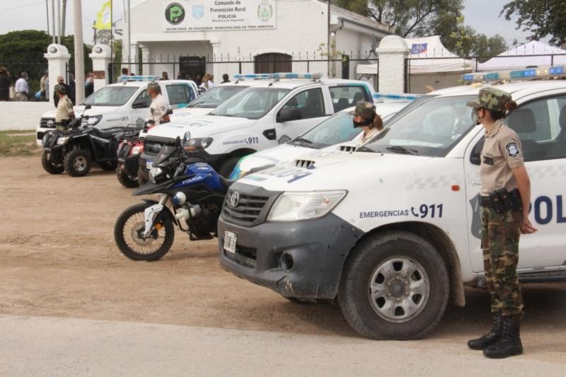 Innovaciones para el CPR local: más vehículos, traspaso de 25 efectivos y reestructuración del servicio en las localidades