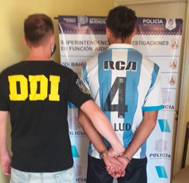 Disturbios en Claromecó: Un aprehendido. Secuestraron cocaína